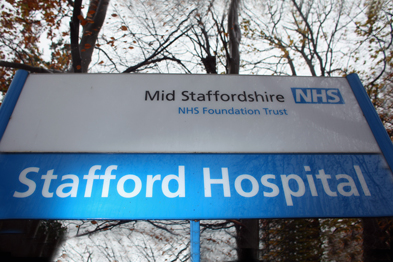 Mid Staffordshire NHS Trust rerport