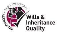 Wills and Inheritance Quality Scheme logo