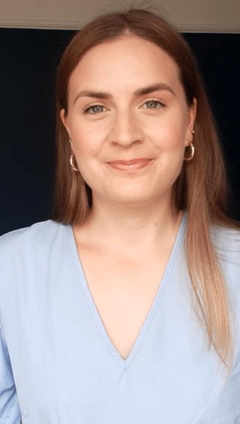 Georgia Harding - Team Talk