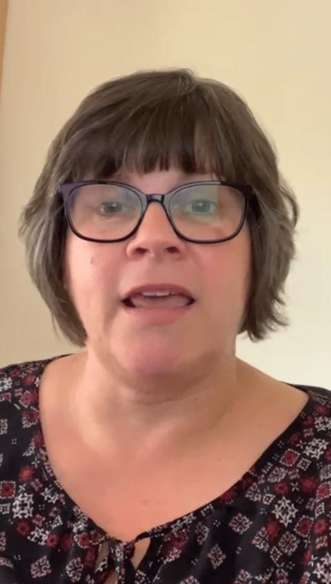 Tracey Povey - Team Talk