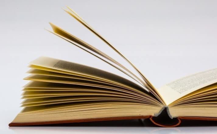 Claims Glossary Image - open book