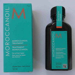 The Moroccanoil product