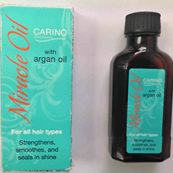 Aldi's Miracle Oil product