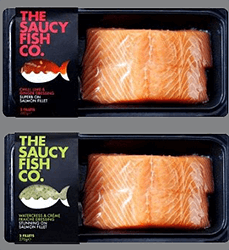 The Saucy Fish Co. product