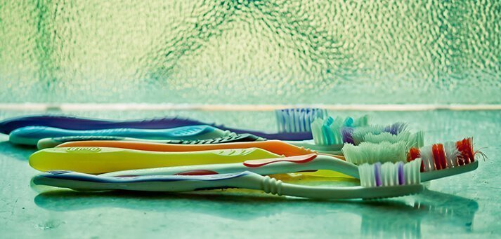 Dental negligence claims Image - toothbrush