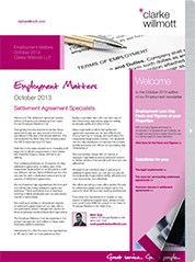 Employment Matters booklet