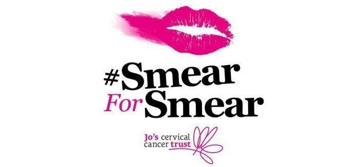 #SmearForSmear Logo