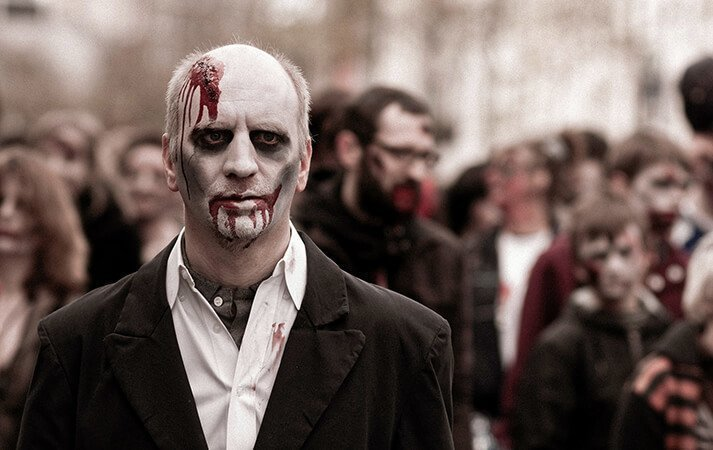 Zombie shareholders