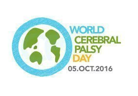 World cerebral palsy day logo