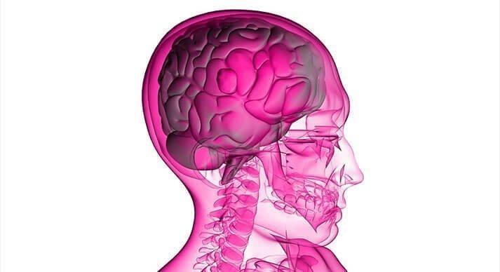 Brain and head injury - x-ray skull