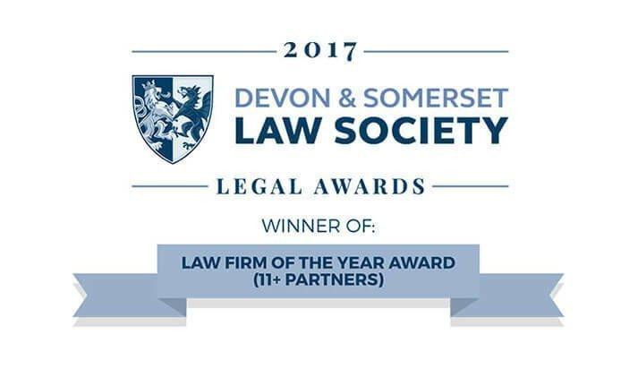 DASLS Winner Badge - Law Firm of the Year Award (11+) banner
