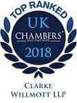 Chambers 2018 top tier