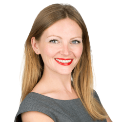 Bethan Evans photo, Senior Associate Corporate & Commercial