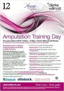 Amputation Training Day 2018