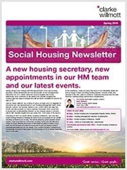 Social Housing Newsletter - Spring 2018