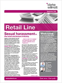 Retail Line - September 2018