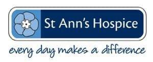 St Ann's Hospice Charity logo