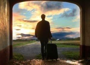 expat leaving