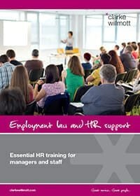 Employment law and HR support