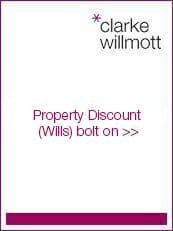 Property Discount (Wills) bolt on