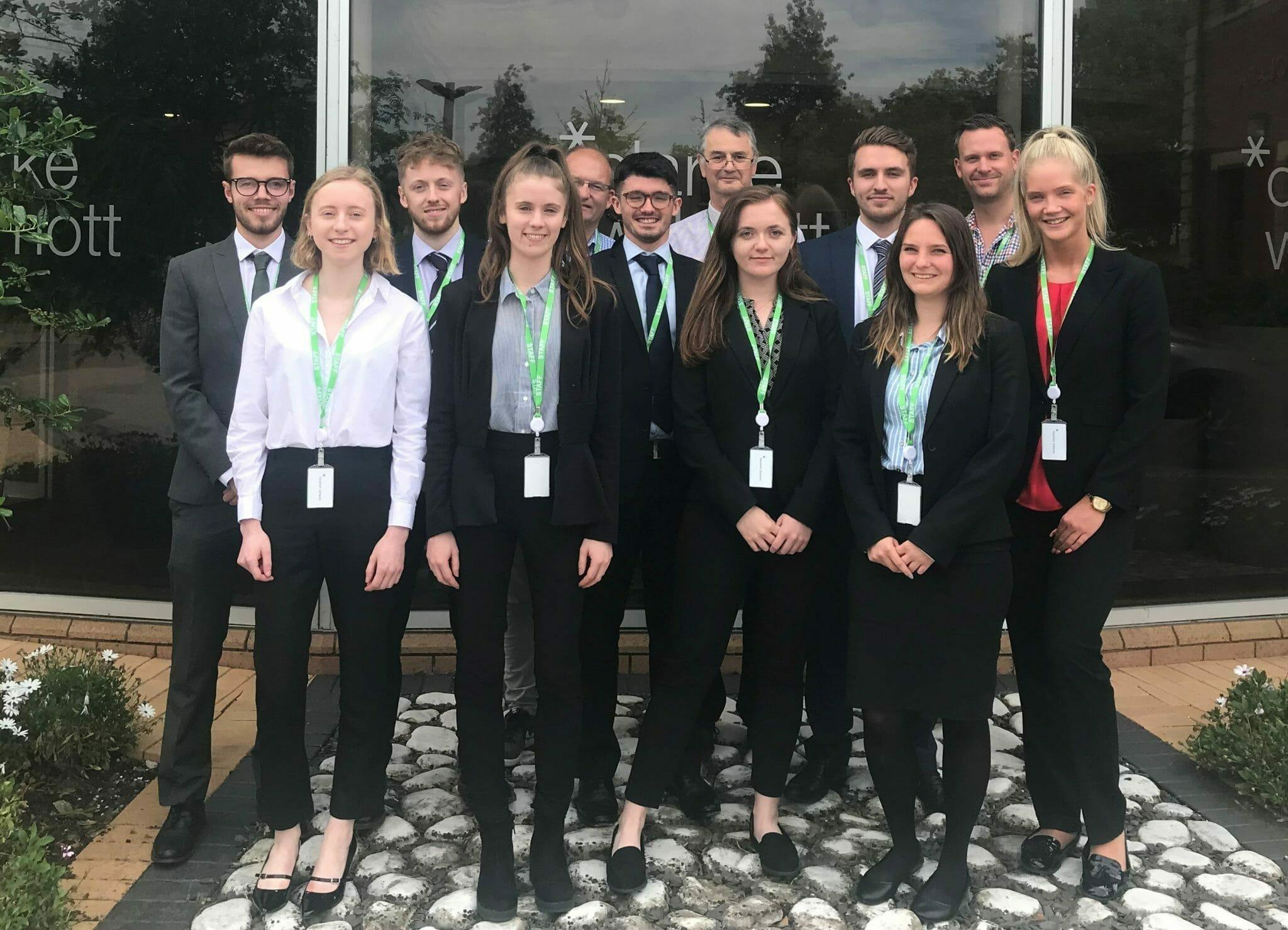 Taunton summer scheme 2019 participants