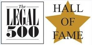Legal 500 - Hall of Fame