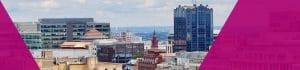 UK city skyscape
